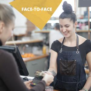 Apreciative Customer Service (face-to-face)