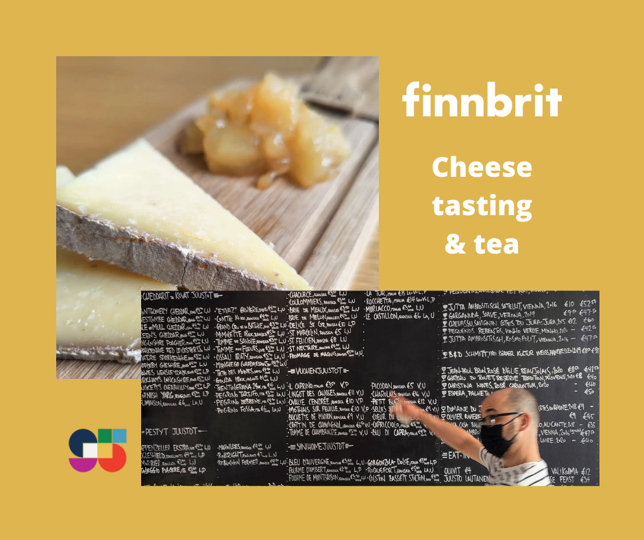 Cheese & Tea